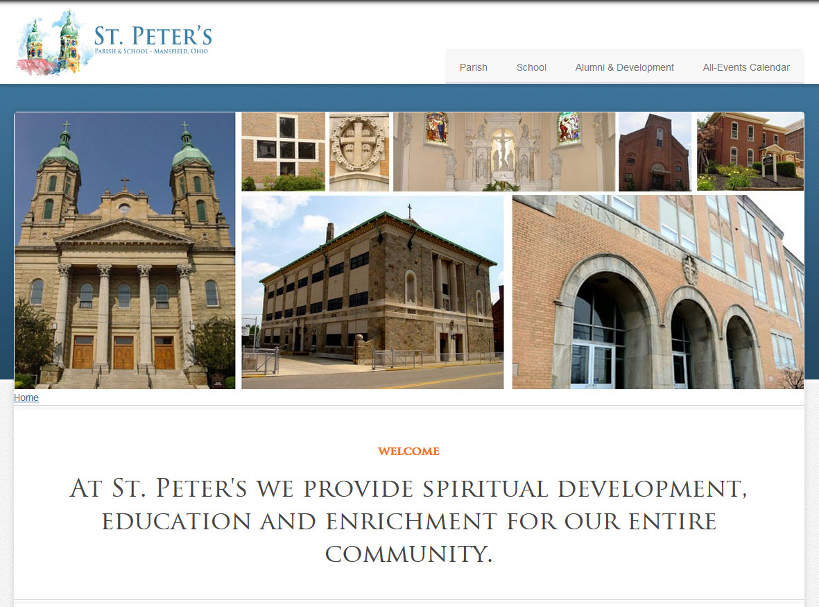 Mansfield St. Peter's